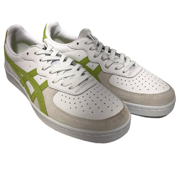 Onitsuka Tiger/GSM/Low-Sneakers/9/GRN/Cotton/Plain