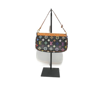 LOUIS VUITTON//Clutch Bag/BLK/Others/Monogram