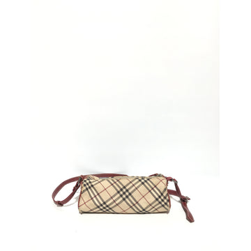 #BURBERRY BLUE LABEL/Cross body bag/BEG/Plaid/