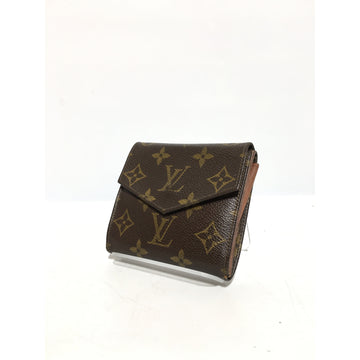 LOUIS VUITTON//Bifold Wallet/BRW/Others/Monogram