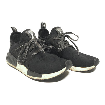 Adidas/MASTERMIND/Low-Sneakers/5.5/BLK/Cotton/Plain