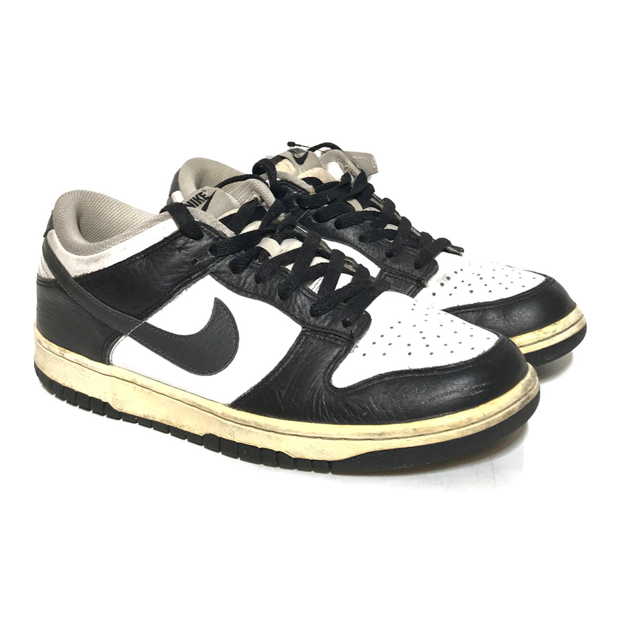 NIKE/2011/Low-Sneakers/9/BLK/Leather/Border