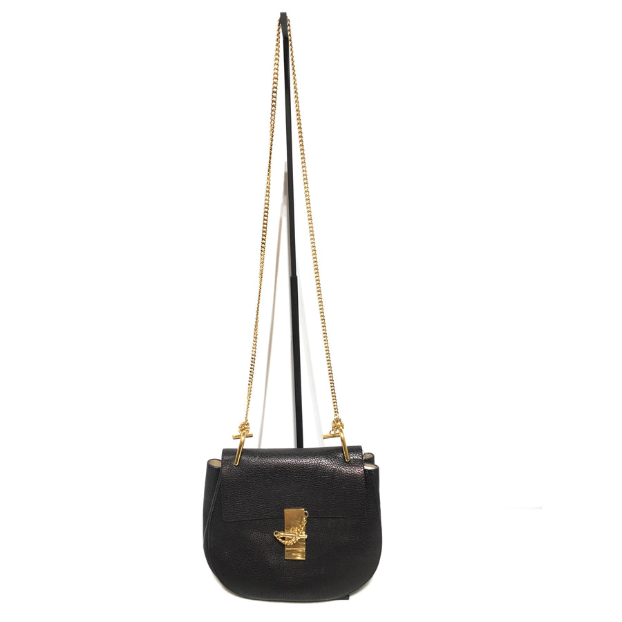 Chloe/Cross Body Bag/BLK