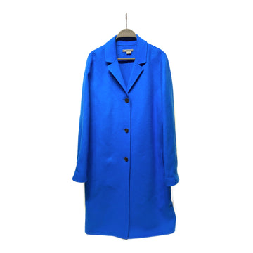 VINCE.//Trench Coat/XL/BLU/Wool/Plain