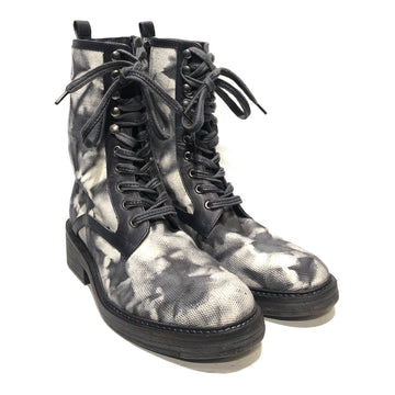 VINTAGE FOUNDRY BOOTS/Boots/US10/BLK/Others/All Over Print