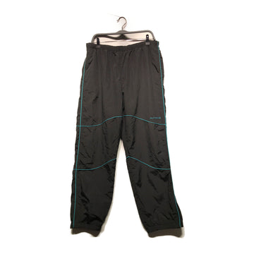 Supreme//Pants/L/BLK/Nylon/Plain
