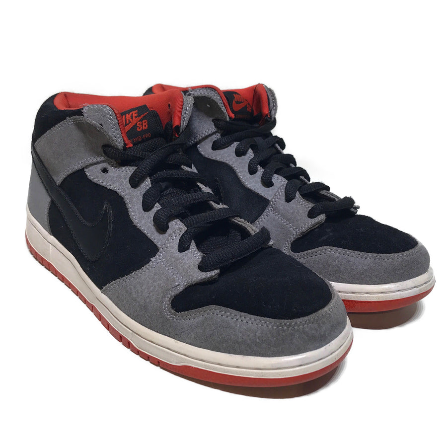 NIKE/NIKE SB UN SUPREME/Hi-Sneakers/US8.5/MLT/Others/Plain