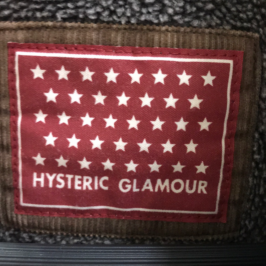 HYSTERIC GLAMOUR//Jacket/M/GRN/Cotton/Plain