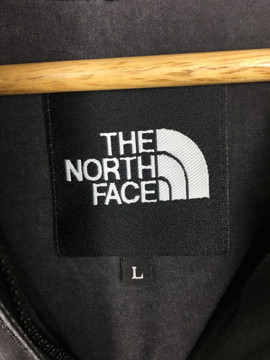 THE NORTH FACE/Mountain Parka/L/Nylon/GRY