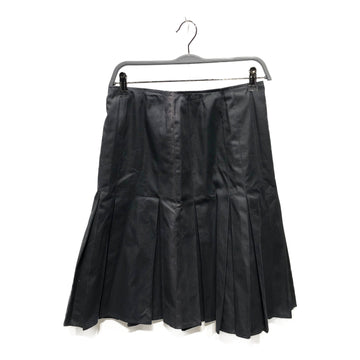 MIU MIU//Skirt/40/NVY/Cotton/Plain