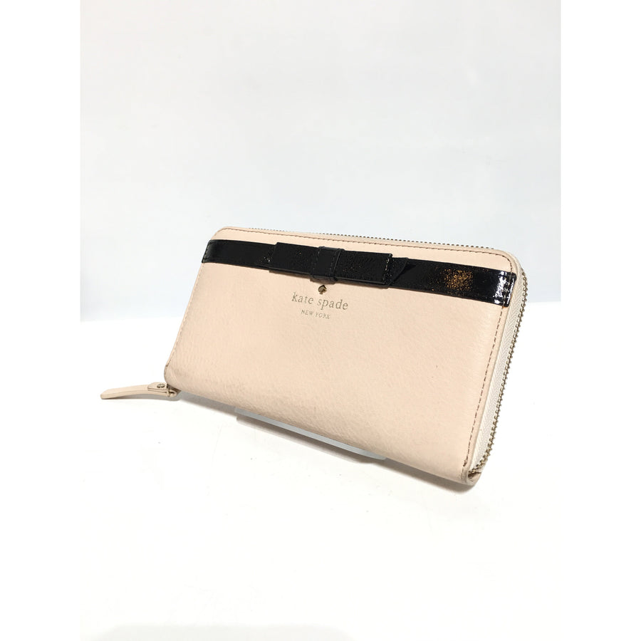 kate spade new york/Long Wallet/PNK/Leather