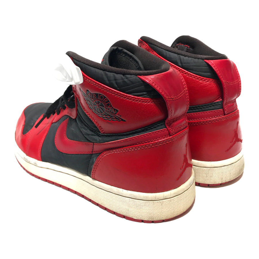 Jordan/JORDAN 1 RETRO/Hi-Sneakers/US 11.5/RED/Others/Plain