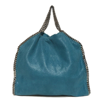 STELLAMcCARTNEY//Bag/./BLU/Leather/Plain