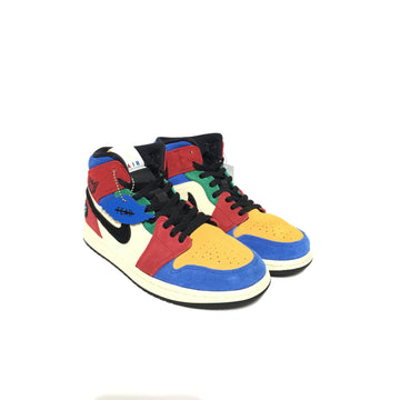 Jordan/US8.5/Hi-Sneakers/MLT/Others/All Over Print