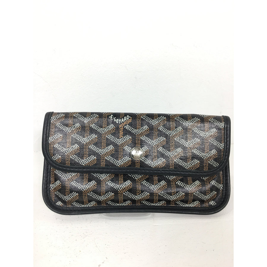 GOYARD//Accessories/MLT/Leather/Monogram