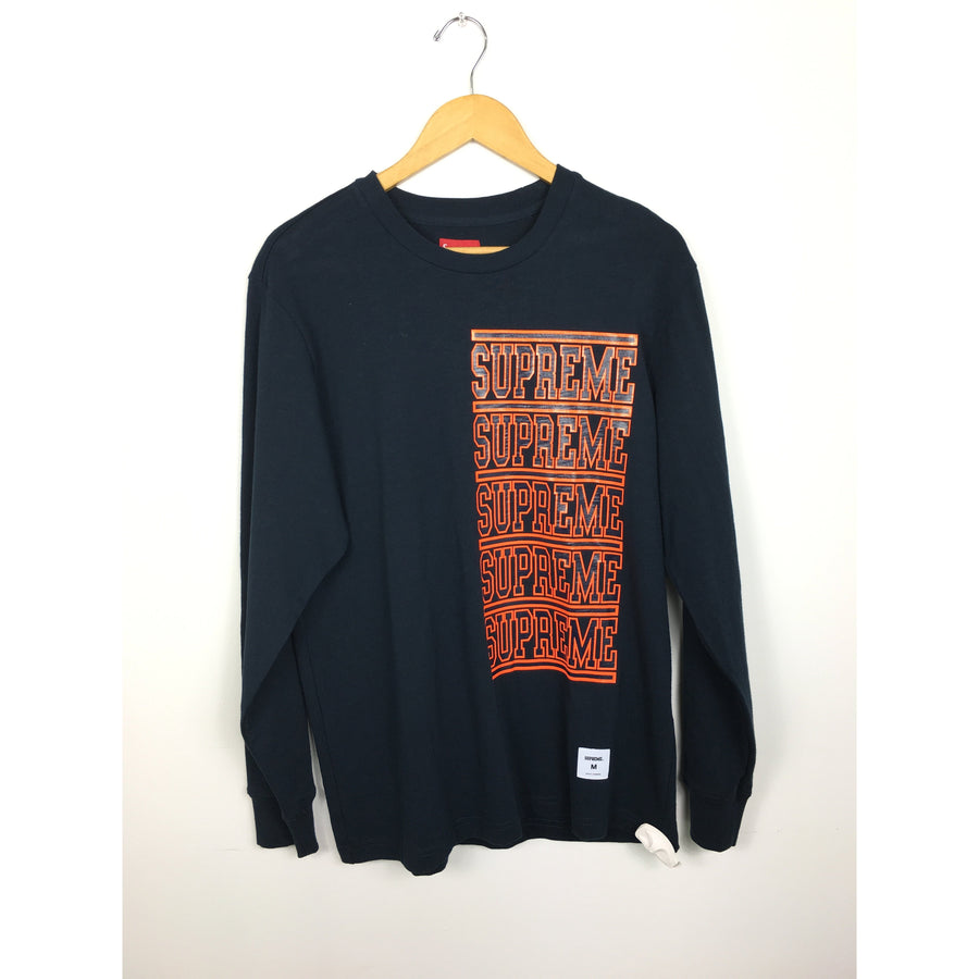 Supreme/LST-Shirt/M/Stacked L/S Top