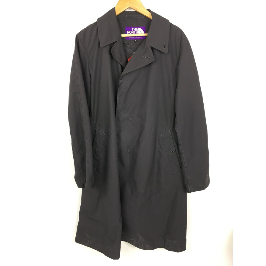 THE NORTH FACE PURPLE LABEL/Bal Collar Coat/L/polyester/NVY