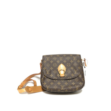 LOUIS VUITTON//Hand Bag/BRW/Others/Monogram