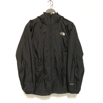 THE NORTH FACE/S/Jacket/BLK/Nylon/Plain