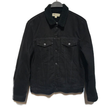Madewell//Denim Jkt/M/BLK/Cotton/Plain