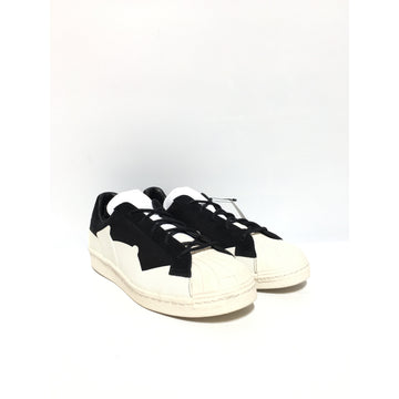 Y-3/US11/Low-Sneakers/BLK/Others/Plain