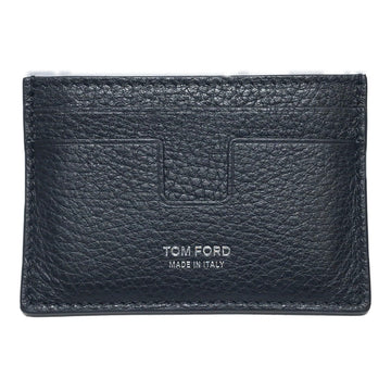 TOM FORD//Card Case//BLK/Leather/Plain