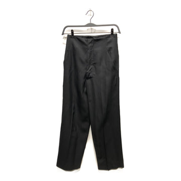 Rick Owens//Bottoms/XS/NVY/Wool/Plain