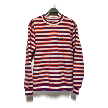 STUSSY/SK8/Sweater/S/MLT/Others/Stripe