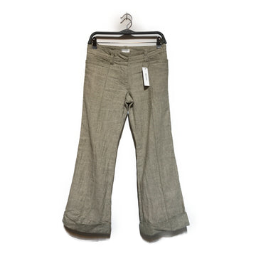 MARNI//Straight Pants/38/GRN/Cotton/Plain