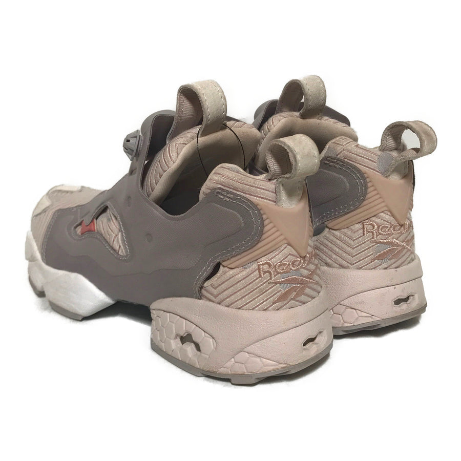 Reebok/PUMP FURY/Low-Sneakers/6.5/GRY/Others/Plain