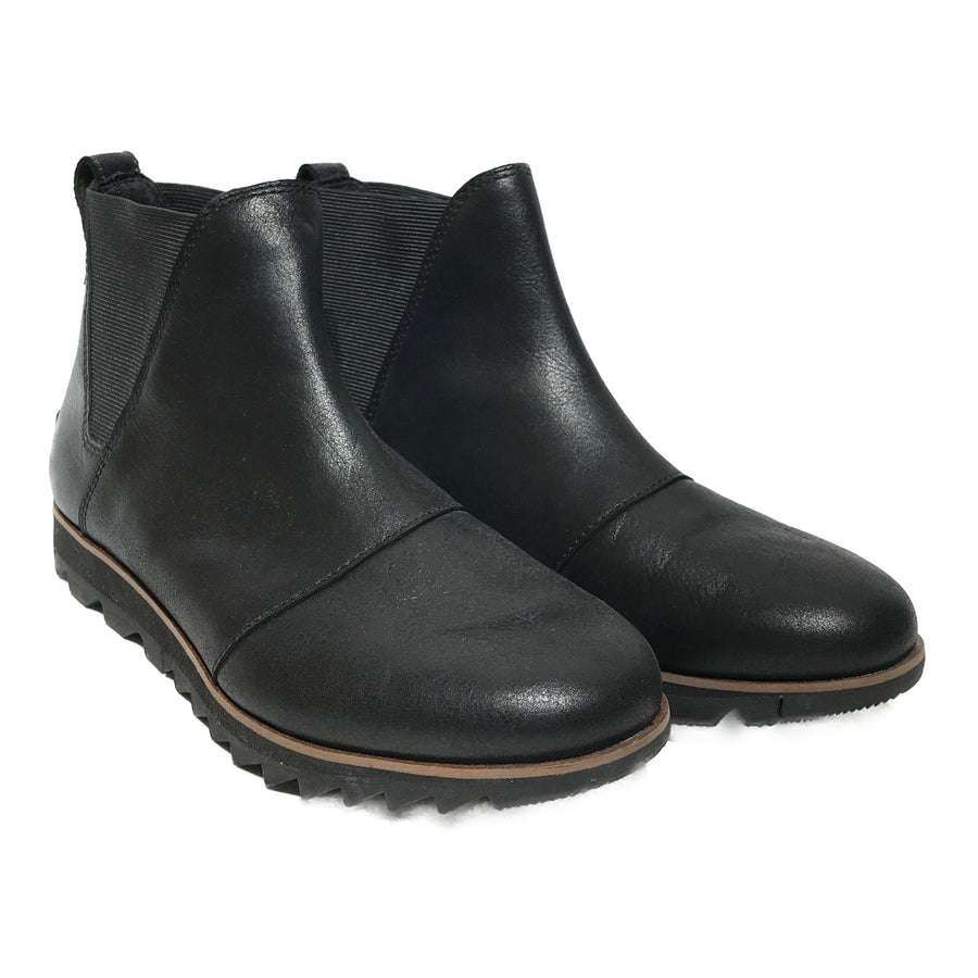 SOREL//Chukka Boots/7.5/BLK/Others/Plain