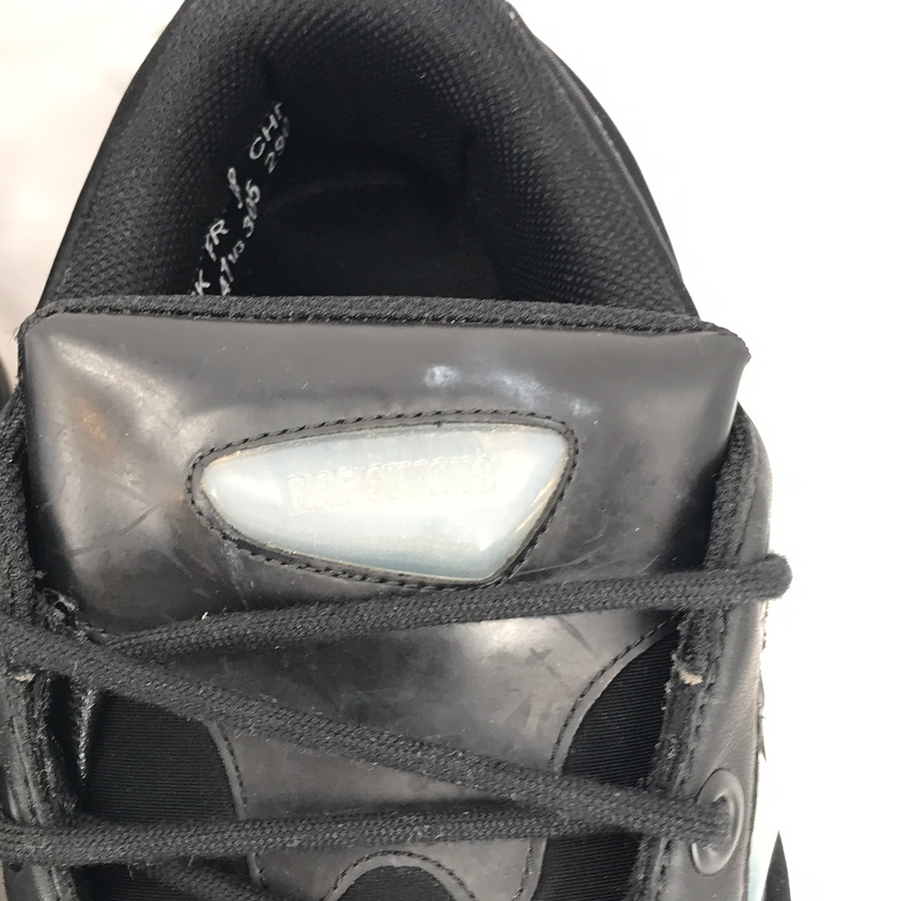 RAF SIMONS//Low-Sneakers/US12.5/BLK/Others/Plain