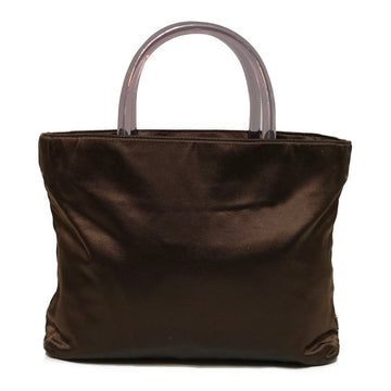 PRADA/NYLON TOTE/Bag/ONE SIZE/BRW/Nylon/Plain