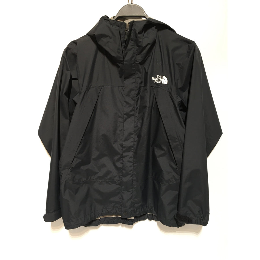 THE NORTH FACE/Mountain Parka/S/Nylon/NVY