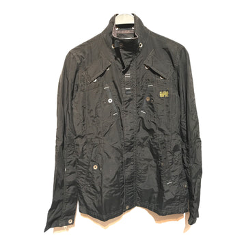 G-STAR RAW//Military Jkt/M/BLK/Nylon/Plain