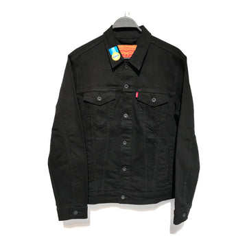 Levis//Denim Jkt/M/BLK/Denim/Plain