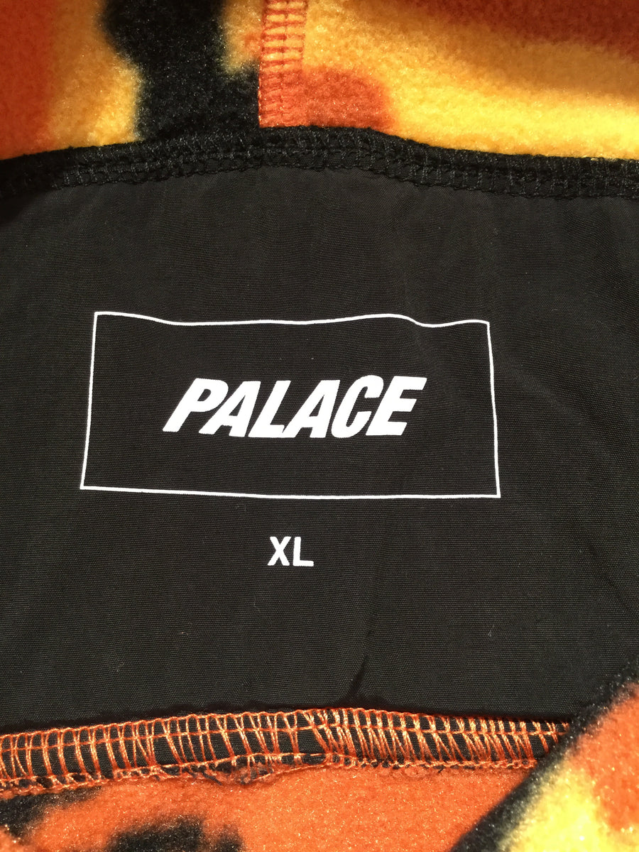 PALACE/XL/Hoodie/MLT/Cotton/Camouflage