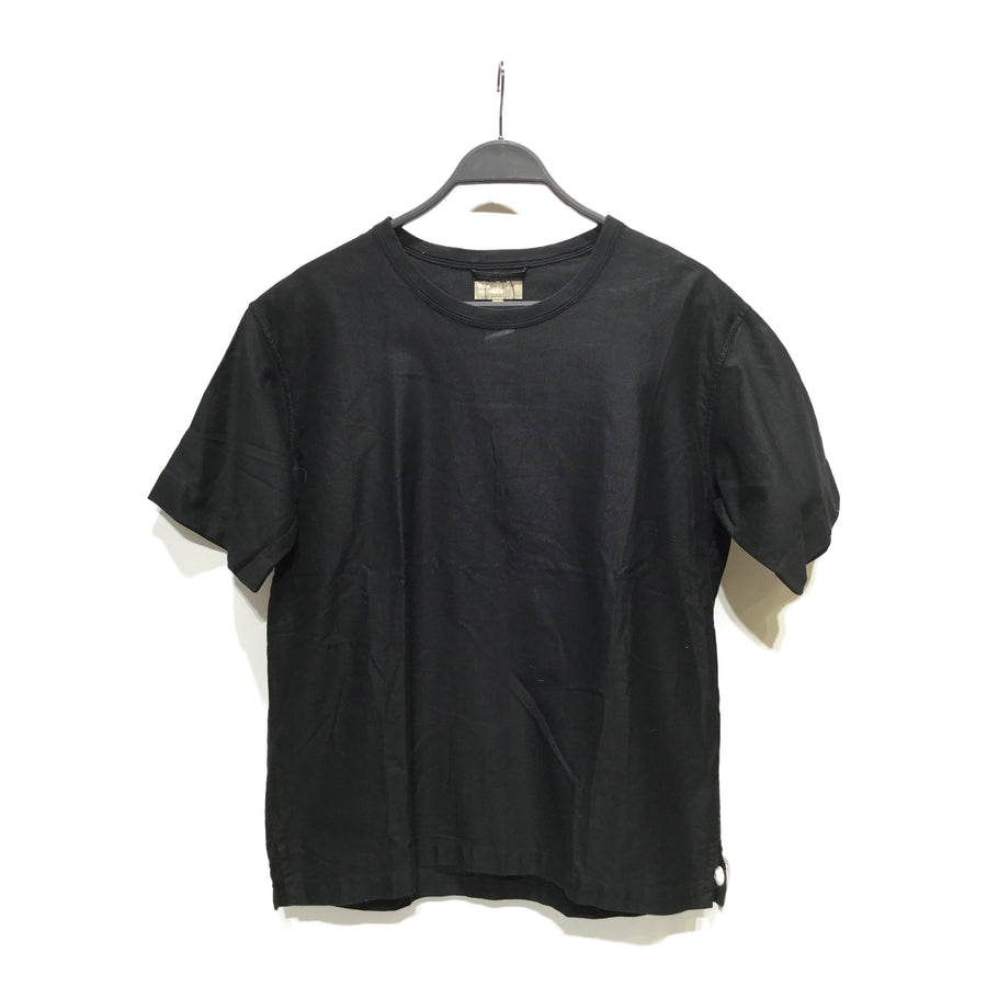 Margaret Howell/T-Shirt/L/Cotton/BLK