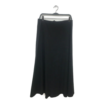 Ys/Long Skirt/3/Cotton/BLK/YP-S34-100
