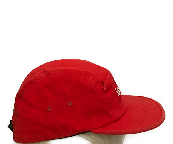 #Supreme/Cap/Cotton/RED/Plain