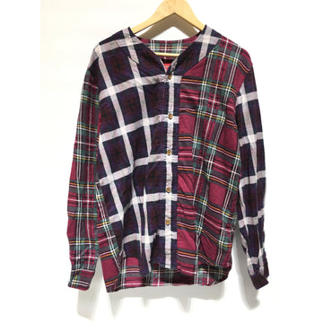Supreme/L/Flannel Shirt/MLT/Cotton/Plaid