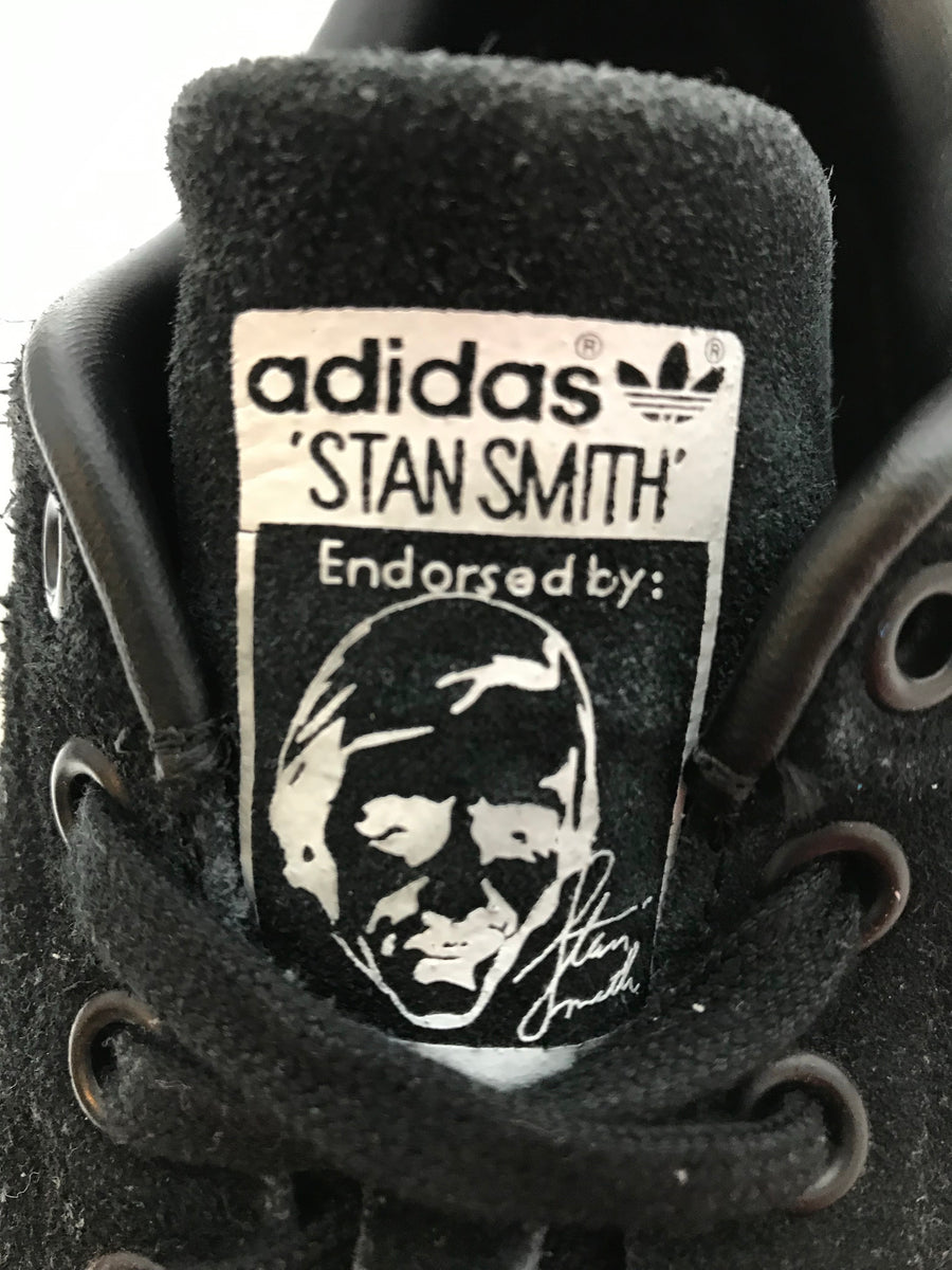 adidas/STAN SMITH/Low Top Sneakers/27.5cm/BLK