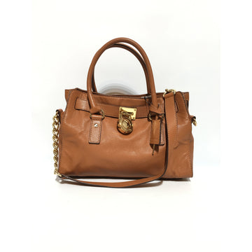 MICHAEL KORS/./Bag/BRW/Leather/Plain