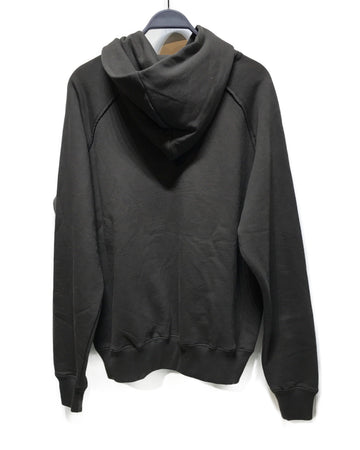 Needles//Hoodie/M/BLK/Cotton/Plain