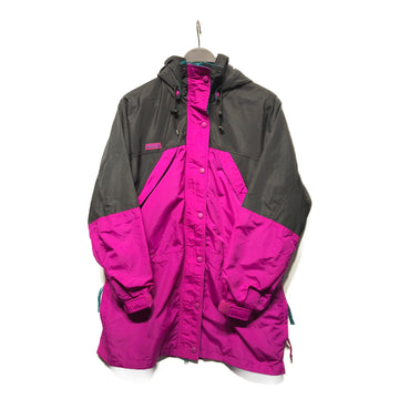 Columbia//Mountain Parka/M/MLT/Polyester/Plain