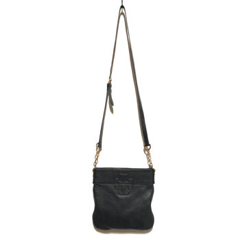 TORY BURCH/CROSS BODY /Cross Body Bag/./BLK/Leather/Plain