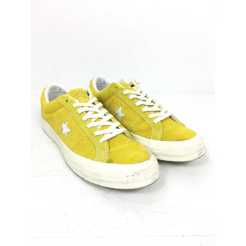 GOLF WANG/8/Low-Sneakers/YEL/Others/Plain