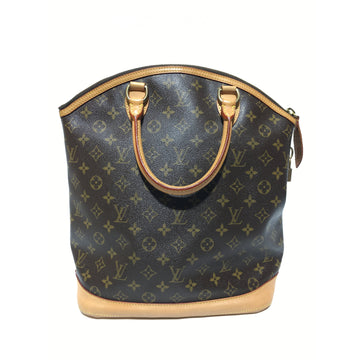 LOUIS VUITTON//Bag/BRW/Others/All Over Print