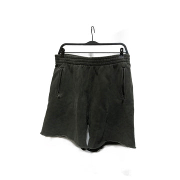 YEEZY//Shorts/S/GRY/Cotton/Plain