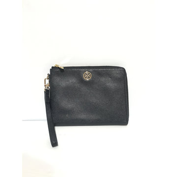 TORY BURCH//Clutch Bag/BLK/Others/Plain